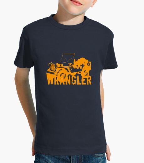 Ropa infantil camiseta jeep W niño