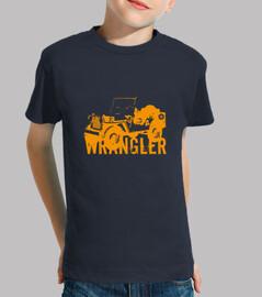 camiseta jeep W niño