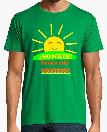 Camiseta Jesucristo contigo