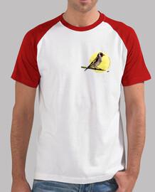 Camiseta Jilguero Pecho Hombre