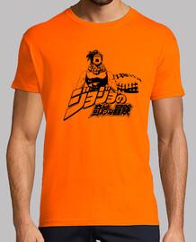 Camiseta Jojos Bizarre Adventure Logo