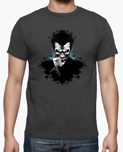 Camiseta Joker Ink