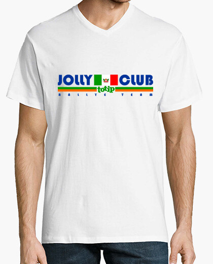 Camiseta JOLLY CLUB