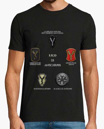 Camiseta Juego de Anticuerpos Oscura 2 MMC