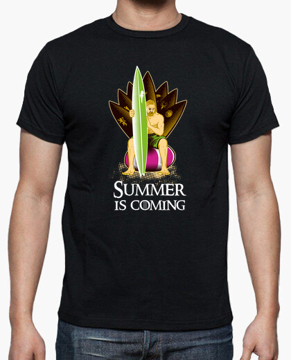 Camiseta Juego de Tronos: Summer is coming #1