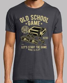 Camiseta Juegos Gamer Videojuegos Retro