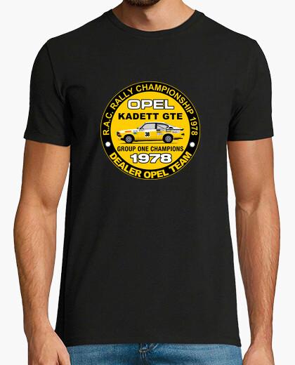 Camiseta KADETT GTE