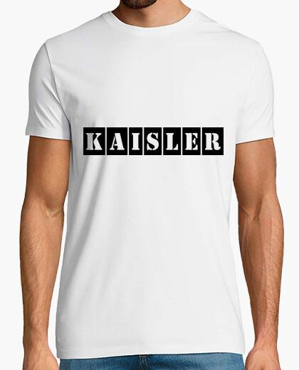 Camisetas Detras Con Numero Nº 484244 Blanca Kaisler Camiseta CRqngvw