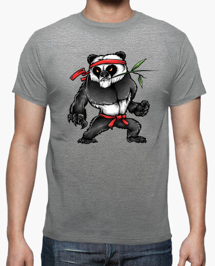 Camiseta Karate Bear
