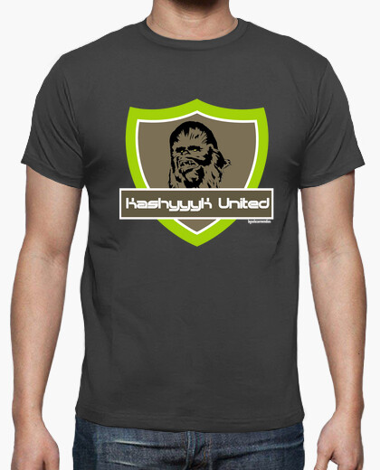 Camiseta KASHYYYK UNITED