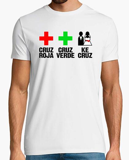 Camiseta Ke Cruz