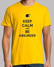 Camiseta 'KEEP CALM'