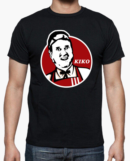 Camiseta Kiko chef