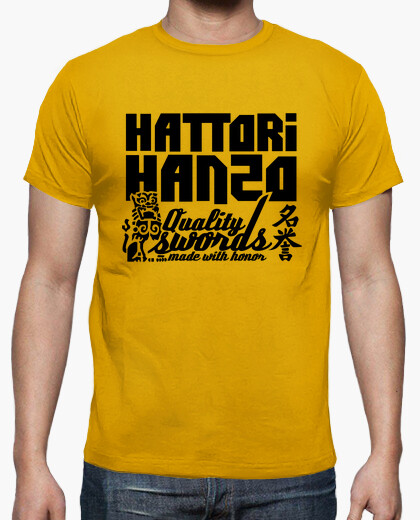 Camiseta Kill Bill: Hattori Hanzo