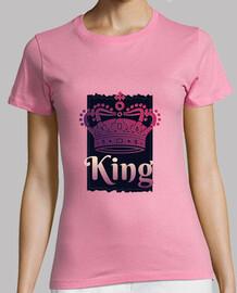 Camiseta King Crown