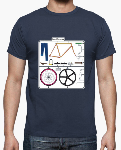 Camiseta Kit Bike