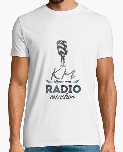 Camiseta KMseta chico