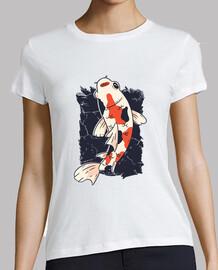 Camiseta Koi Fish