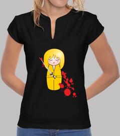 Camiseta Kokeshi Beatrix (Kill Bill)