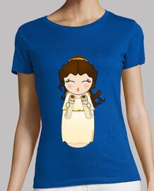 Camiseta Kokeshi Hypatia