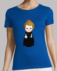 Camiseta Kokeshi Marie Curie