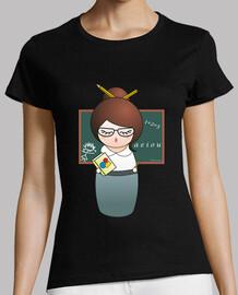 Camiseta Kokeshi Profesora