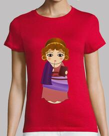Camiseta Kokeshi Safo