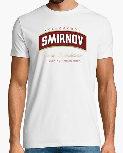 Camiseta Kolmogorov - Smirnov