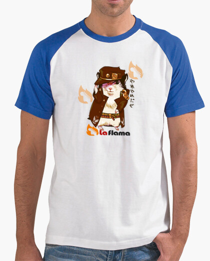 Camiseta La Flama Hamster Style