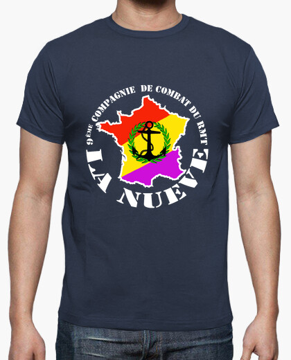 Camiseta La Nueve