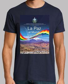 Camiseta La Paz al mundo