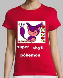 camiseta la pokemista