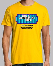 Camiseta La ruleta de la fortuna