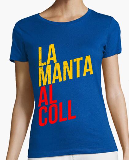 Camiseta lamantaalcoll.com