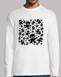 Camiseta Larga Multi-Ansu