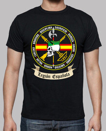 Camiseta Legión Calavera mod.2