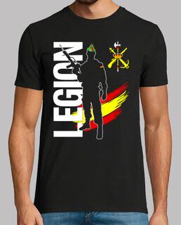 Camiseta LEGION CL mod.1
