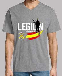 Camiseta LEGION CL mod.4-2