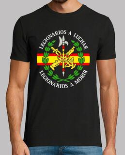 Camiseta Legión Española mod.4