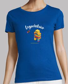 Camiseta Lego egocéntrico