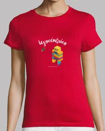 Camiseta Legocéntrico