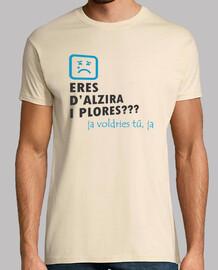 Camiseta lema