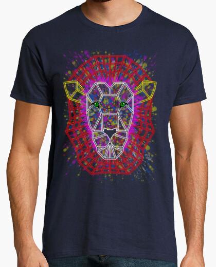 Camiseta LEÓN de NEÓN