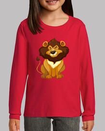 Camiseta Leoncito