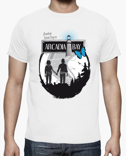 Camiseta Life Is Strange Arcadia Bay