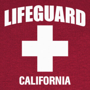 Tee-shirts Camiseta Lifeguard mod.04