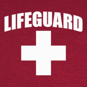 Tee-shirts Camiseta Lifeguard mod.06