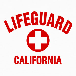 Tee-shirts Camiseta Lifeguard mod.07