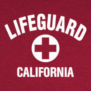 Tee-shirts Camiseta Lifeguard mod.08