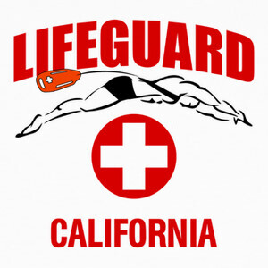 Tee-shirts Camiseta Lifeguard mod.09